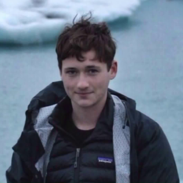 Blaze Bernstein is seen in an undated photo shared by his family.