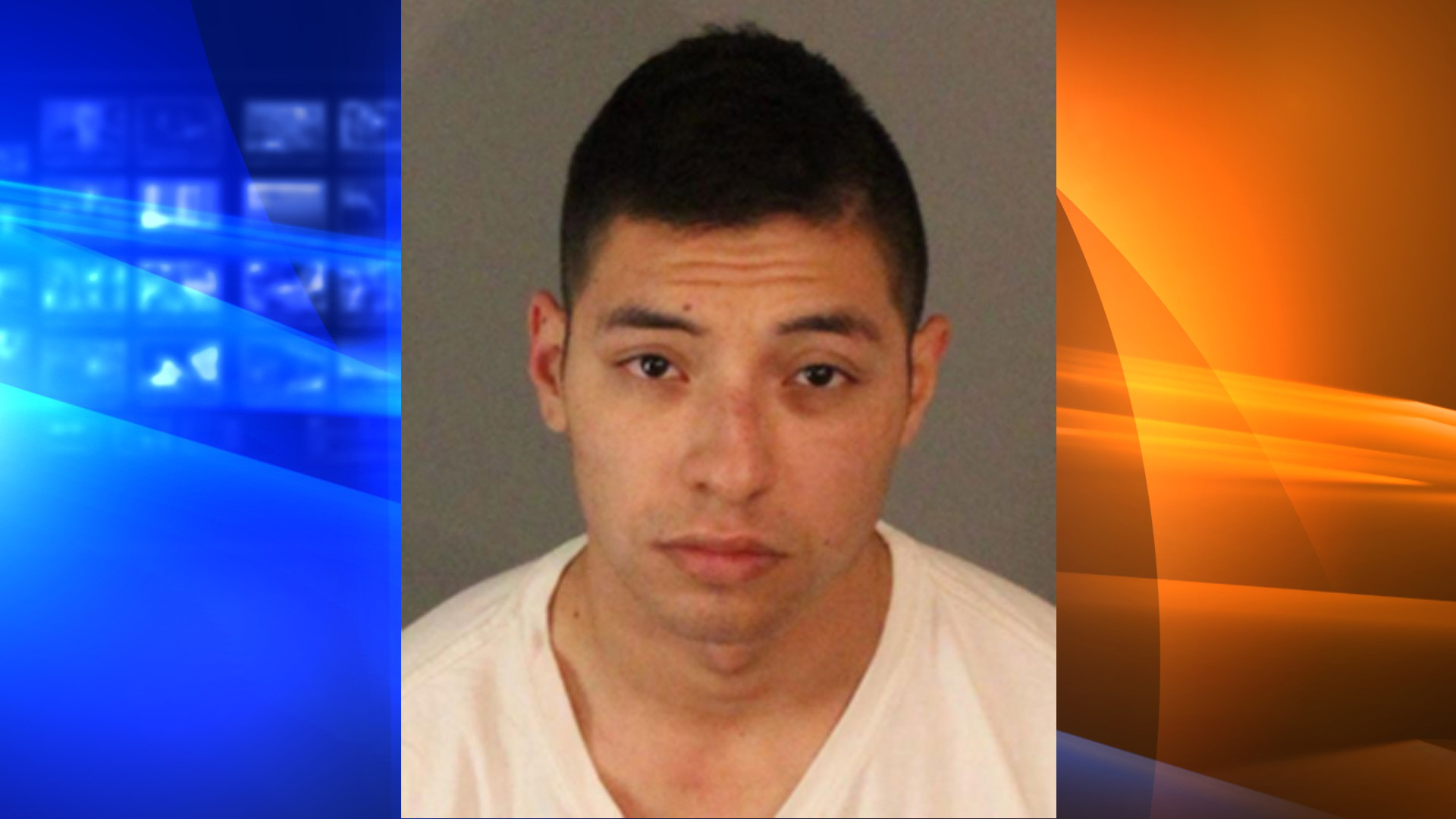Benny Zavala is seen in a booking photo released by Corona police.