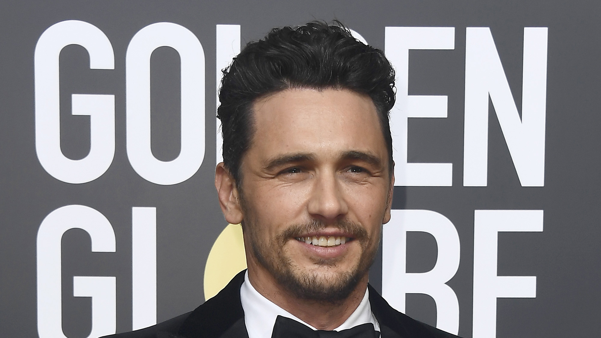 Actor/director James Franco attends The 75th Annual Golden Globe Awards on Jan. 7, 2018 in Beverly Hills. (Credit: Frazer Harrison/Getty Images)