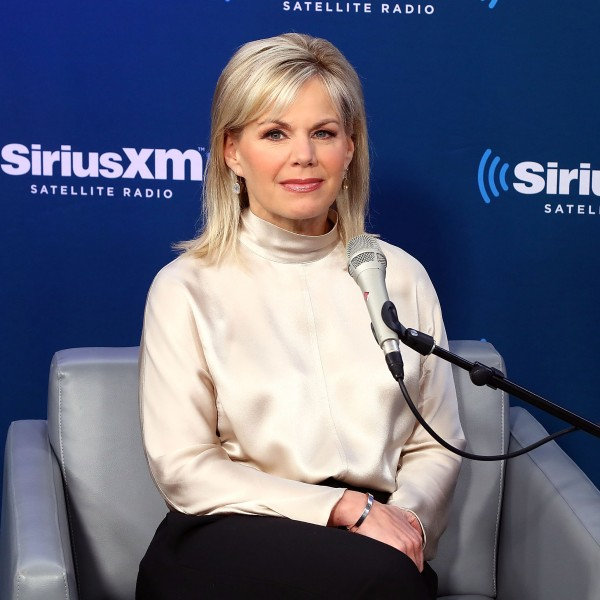 """TV journalist and best-selling author Gretchen Carlson attends SiriusXM's """"Leading Ladies With Gretchen Carlson"""" hosted by SiriusXM in New York City on Dec. 12, 2017. (Credit: Astrid Stawiarz/Getty Images for SiriusXM)"""