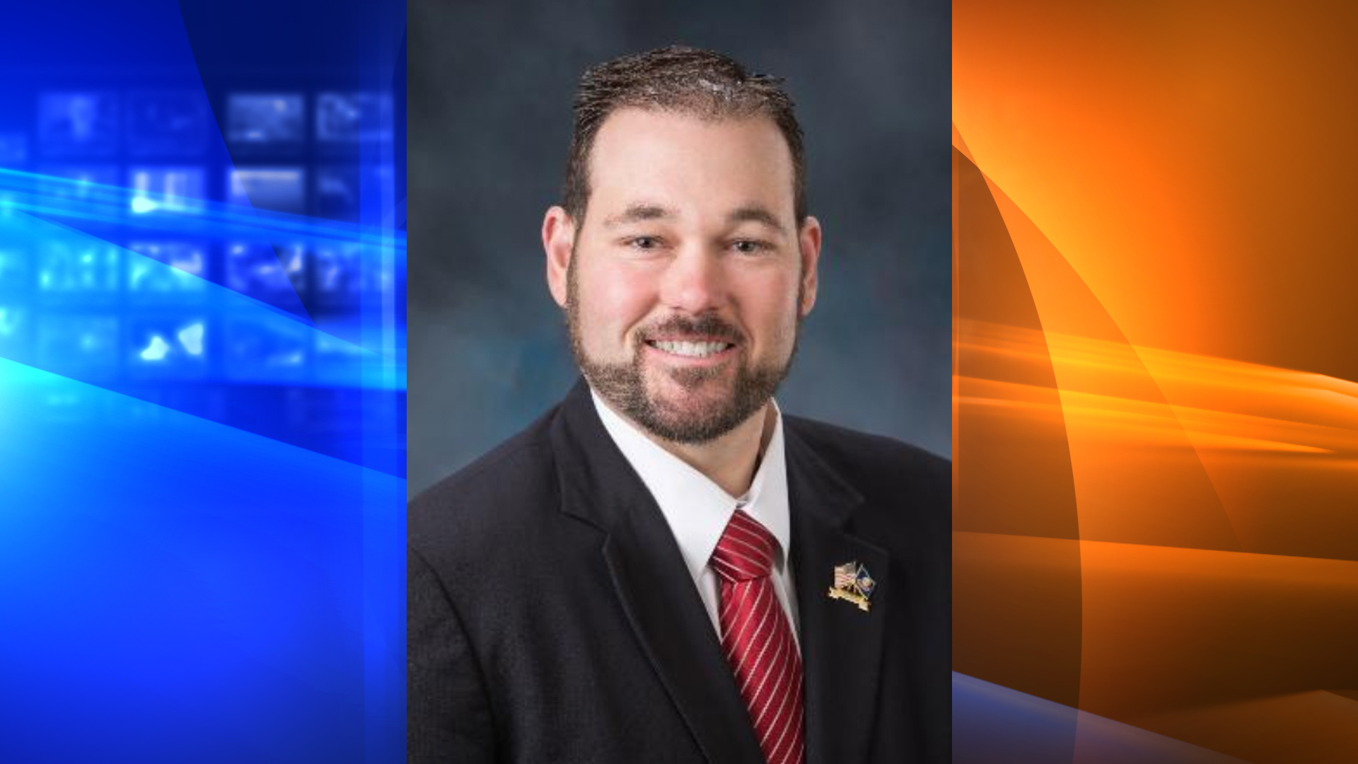 Former Idaho representative Brandon A. Hixon is shown in an undated photo posted on the official website for the state legislator.