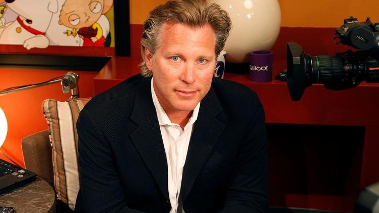 Ross Levinsohn is shown in an undated photo. (Credit: (Kirk McKoy/Los Angeles Times)