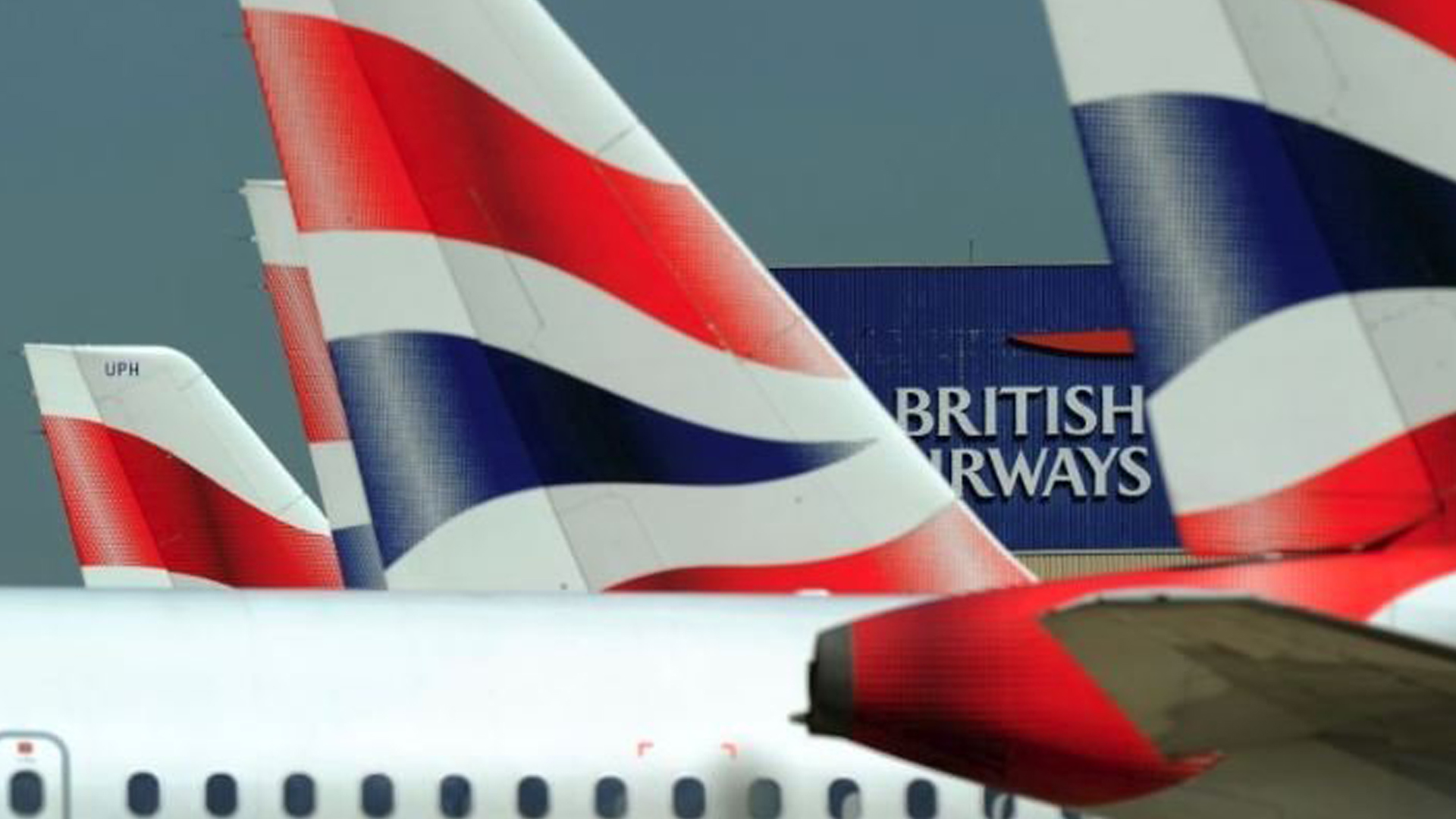 "British Airways is ""taking this matter extremely seriously"" and assisting police, an airline spokesman says. (Credit: AP/ Getty Images)"
