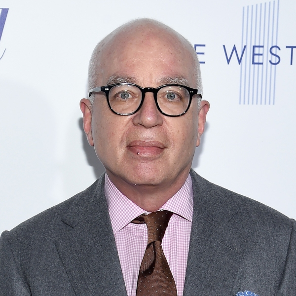 Journalist Michael Wolff attends The Hollywood Reporter 35 Most Powerful People In Media event in New York City on April 13, 2017. (Credit: Dimitrios Kambouris/Getty Images for The Hollywood Reporter)