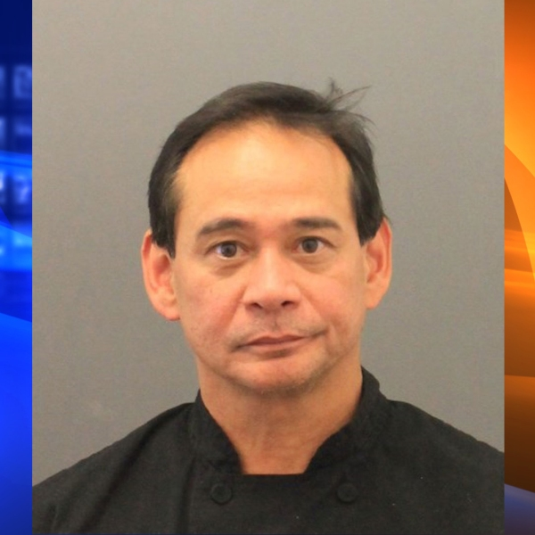 Seal Beach released this booking photo of Darryl Matanane.