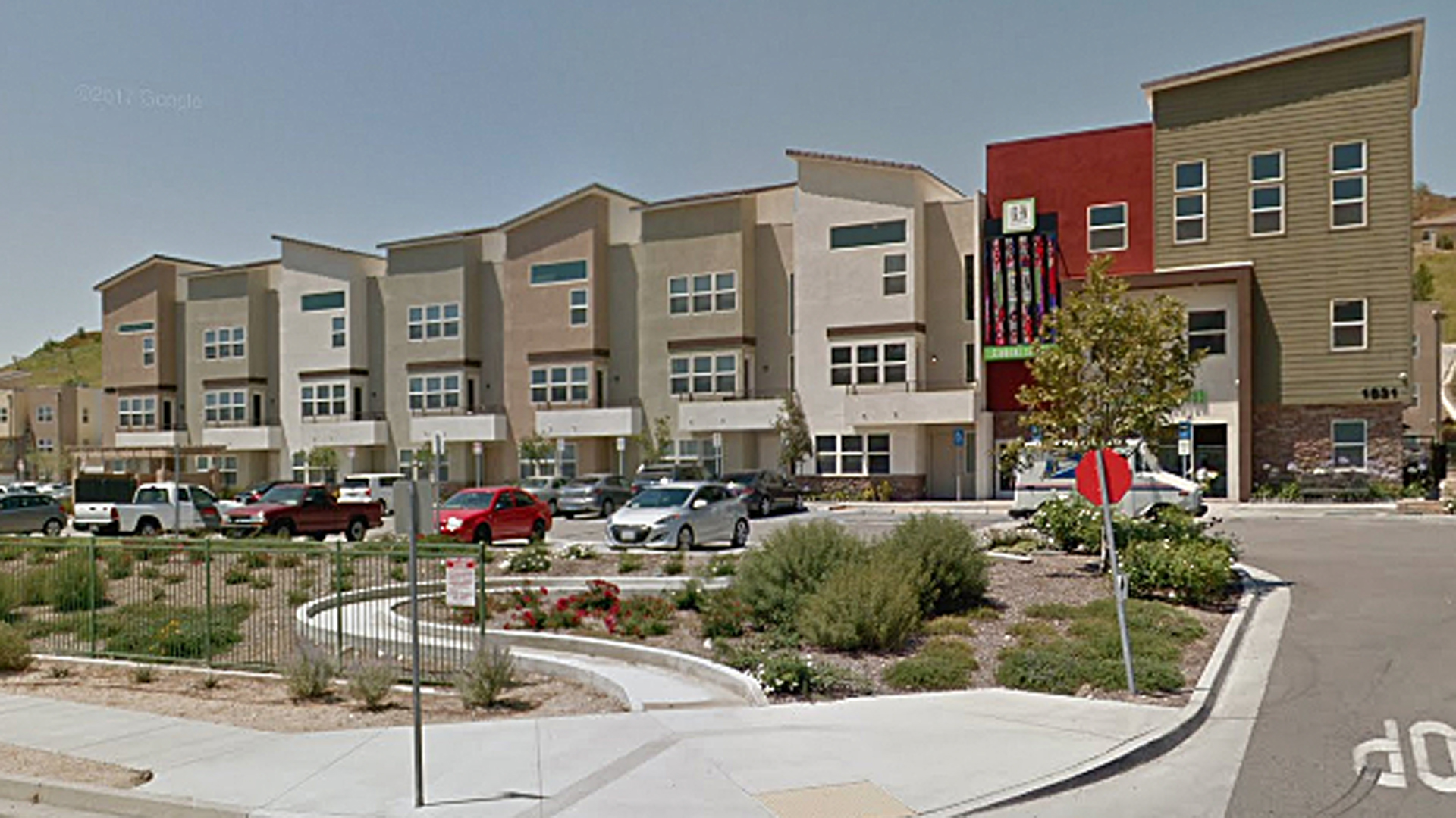 The Glen at University Park apartments are seen in this image from Google Maps.