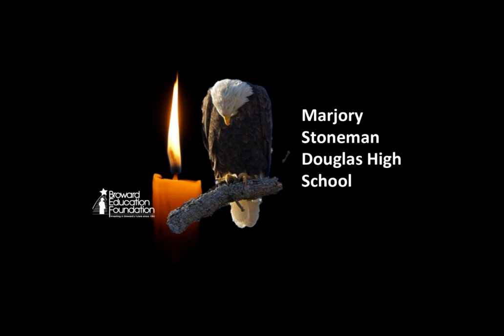 An image is seen from the GoFundMe page for victims and families of the Florida high school mass shooting.