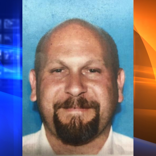 Douglas Rivera is shown in a photo released by the Covina Police Department on Feb. 9. 2018.