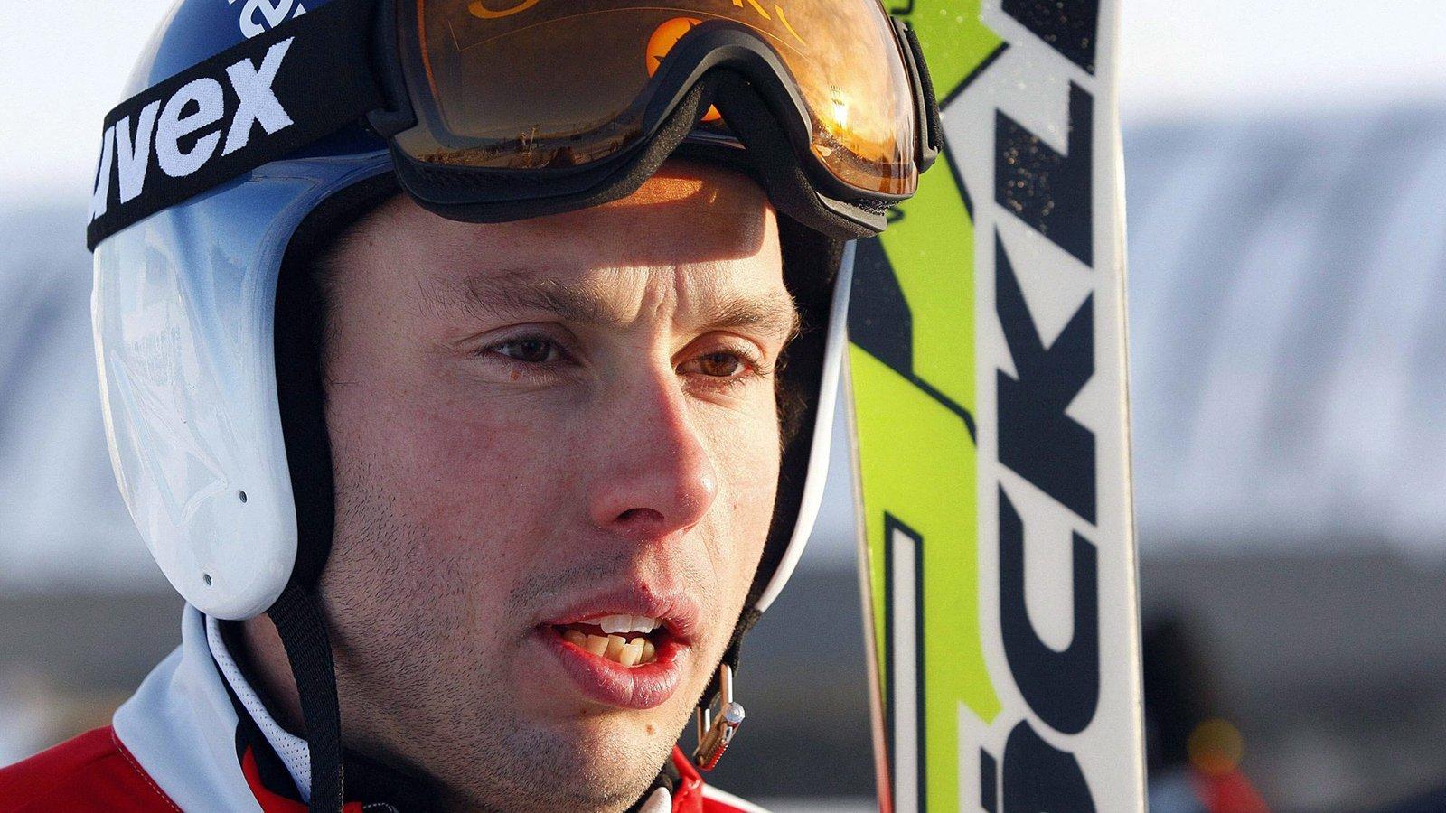 Canadian ski cross team member David Duncan spent Friday night in jail. (Credit: Jeff McIntosh/AP via CNN)