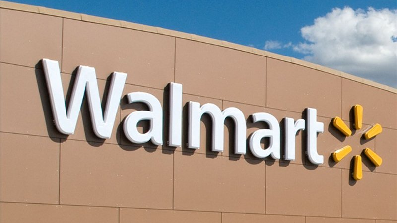 A Walmart store is shown in file photo.