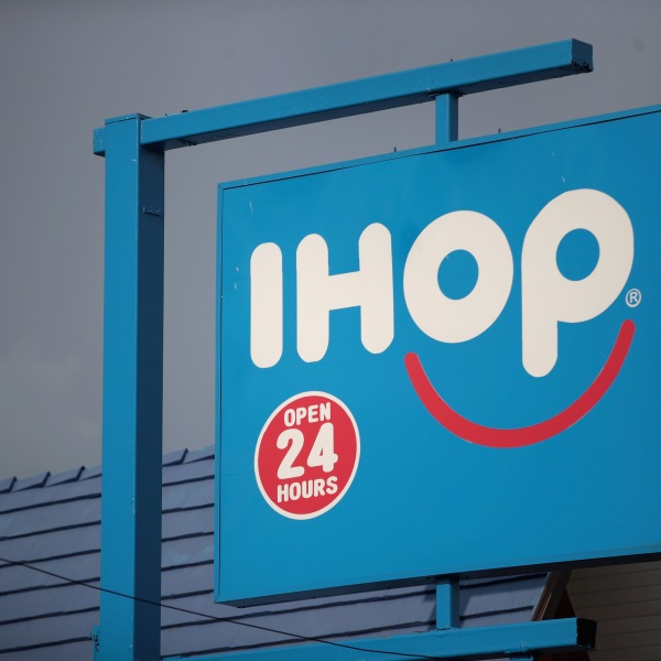 An IHOP restaurant on August 10, 2017 in Chicago, Illinois. (Credit: Scott Olson/Getty Images)