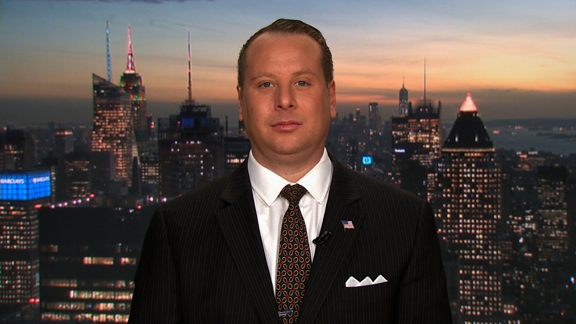 Former Trump campaign aide Sam Nunberg said on March 5, 2018 that he is refusing to comply with a grand jury subpoena in the Russia investigation led by special counsel Robert Mueller. (Credit: CNN)