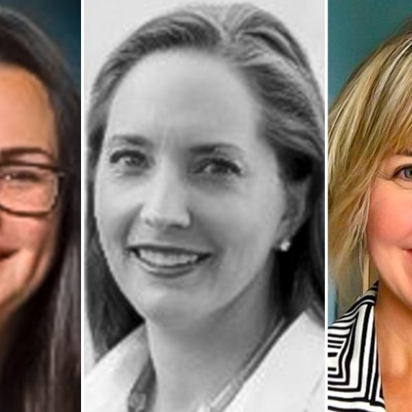 Jennifer Gonzales, left; Jennifer Golick, center, and Christine Loeber, killed during a standoff in Napa County, are shown in LinkedIn photos obtained by CNN on March 10, 2018.