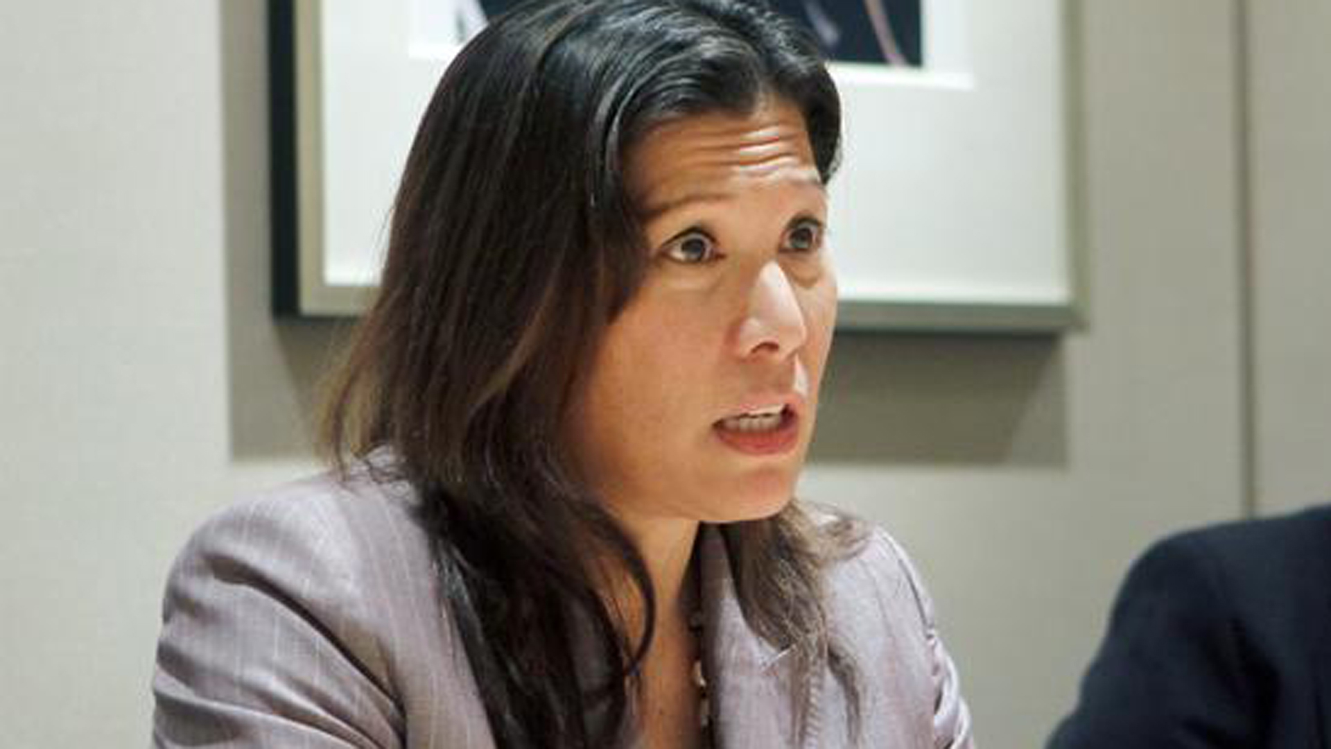 Chief Justice Tani Cantil-Sakauye appears in an undated photo. (Kirk McKoy / Los Angeles Times)
