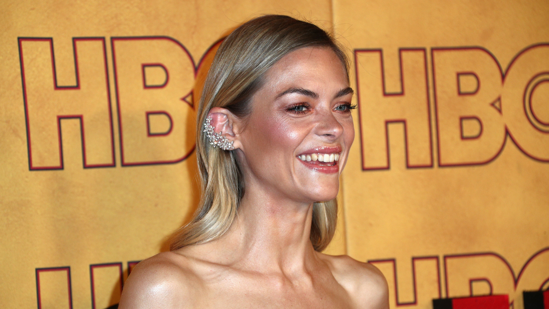 Jaime King attends HBO's Post Emmy Awards Reception at The Plaza at the Pacific Design Center on September 17, 2017 in Los Angeles. (Credit: Frederick M. Brown/Getty Images)