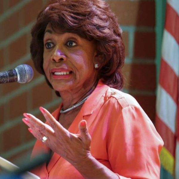 Maxine Waters appears in this undated photo. (Credit: Irfan Khan / Los Angeles Times)