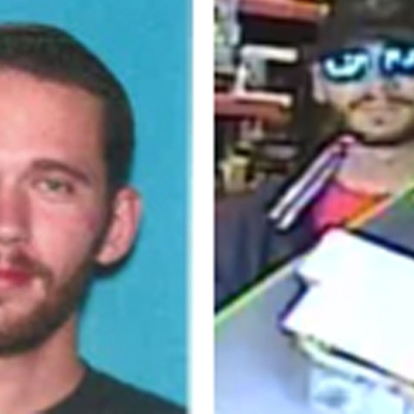 The Los Angeles Police Department on April 19, 2018 released these images of a man they said was fatally shot by police in the Reseda area.
