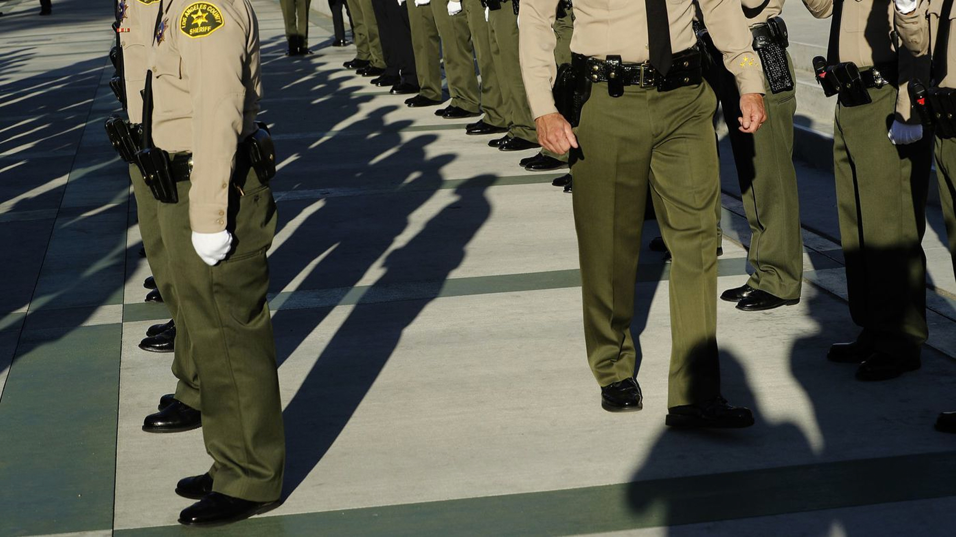 A Los Angeles County sheriff's narcotics detective was allegedly captured on a wiretap discussing marijuana and drug payments, but an appeals court this week decided the evidence could not be used in the Sheriff's Department's attempt to fire him. (Credit: Mel Melcon/Los Angeles Times)