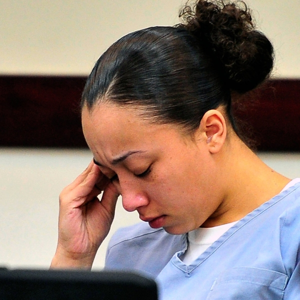 Cyntoia Brown is seen during a court appearance in November 2017. (Credit: Jae S. Lee/AP)