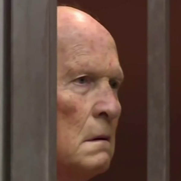 Joseph James DeAngelo, the suspected Golden State Killer, appears in court on May 29, 2018. (Credit: CNN)