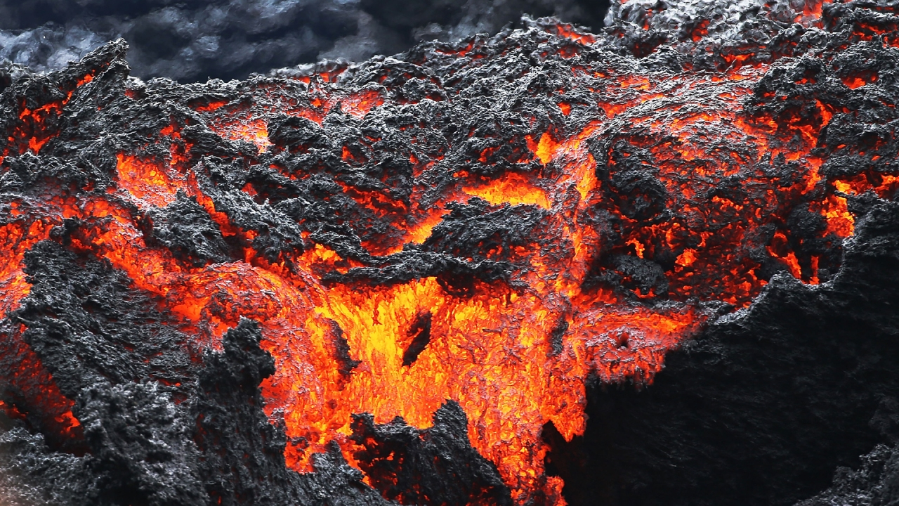 Image result for using a volcano for a meth lab