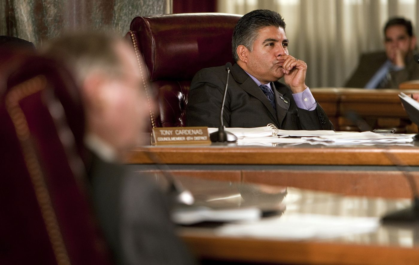 San Fernando Valley Democratic Rep. Tony Cárdenas is seen in this undated photo. (Credit: Gina Ferazzi / Los Angeles Times)