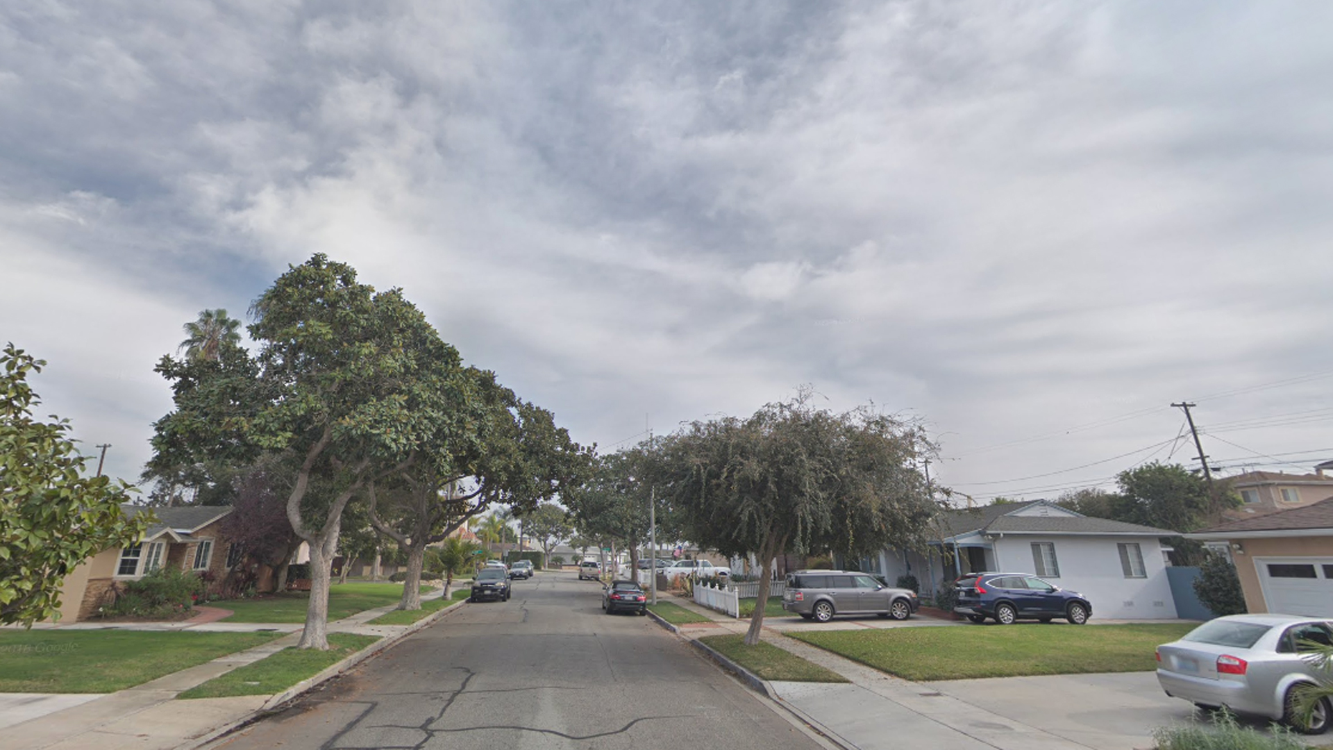 The 2800 block of Fisk Lane is seen in an undated image from Google Maps.