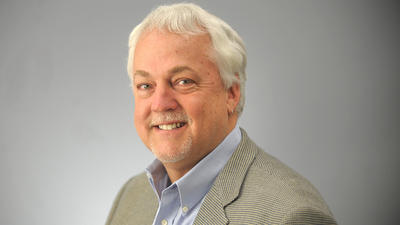 Robert Hiaasen, an assistant editor of news at the Capital Gazette, is shown in an undated photo on the newspaper's website.