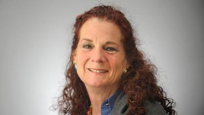 Wendi Winters, who worked in special publications for the Capital Gazette, is shown in an undated photo on the newspaper's website.