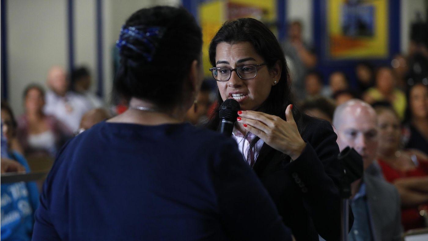 Elementary School on June 18, 2018. (Credit: Genaro Molina / Los Angeles Times)