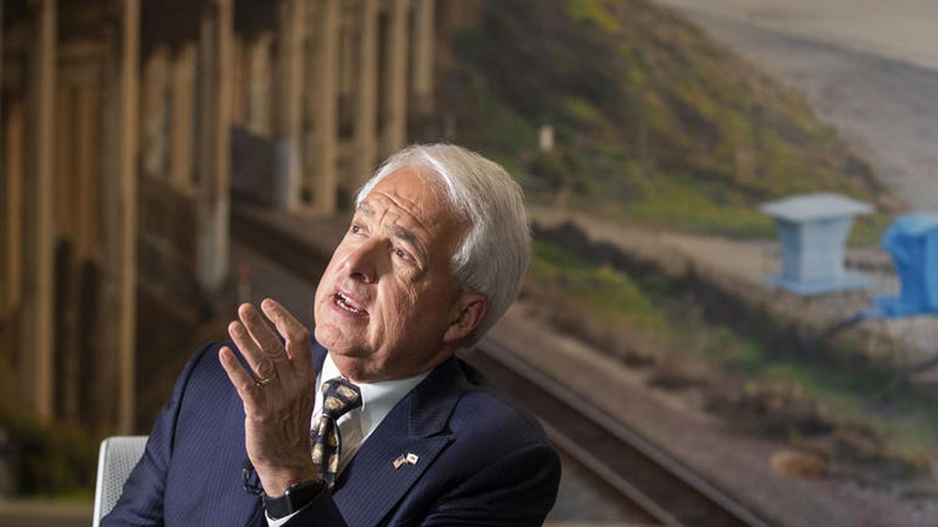 Republican gubernatorial candidate John Cox is seen in an undated photo. (Credit: Allen J. Schaben / Los Angeles Times)