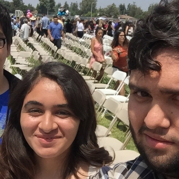Three siblings struck and killed by a vehicle in Bloomington on June 24, 2018, are seen in an undated photo. (Credit: GoFundMe)