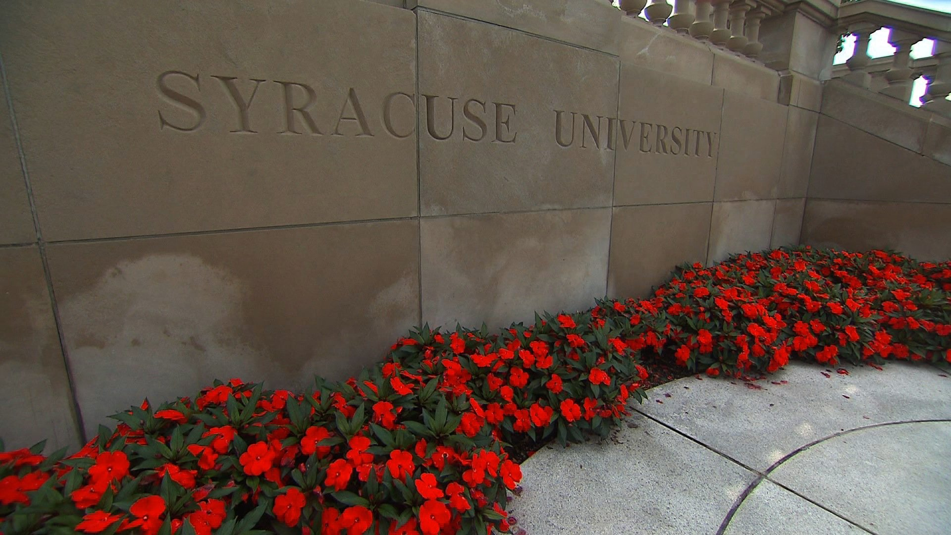 Syracuse University in New York is shown in a photo shot on August 5, 2014. (Credit: CNN)