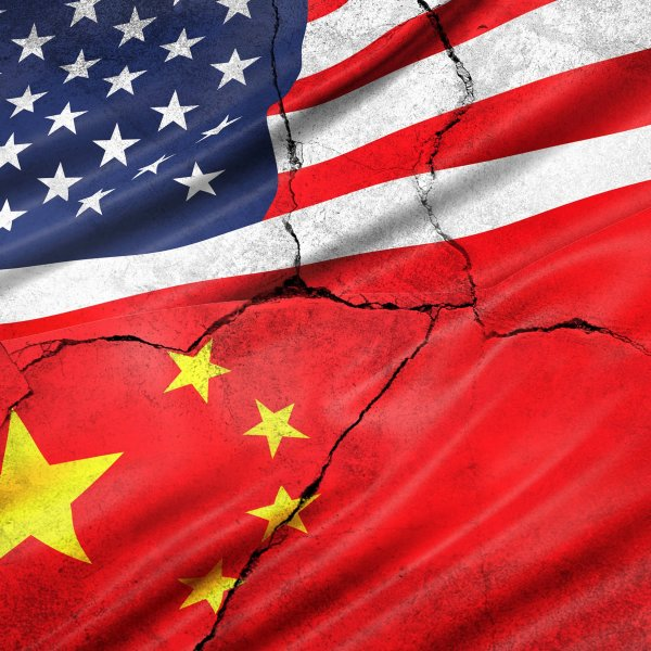 China has accused the United States of firing the first shot on June 15, 2018, when the White House confirmed that it would impose tariffs of 25 percent on $50 billion worth of Chinese goods. (Credit: Shutterstock/CNN)