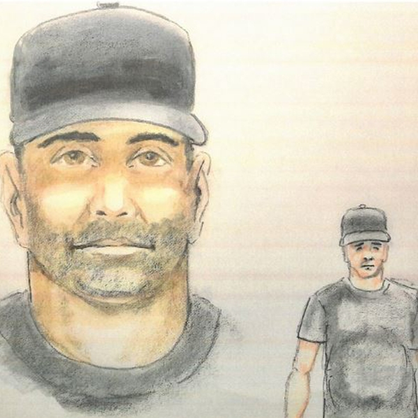 The Yucaipa Department released a sketch on June 15, 2018, of a man wanted on suspicion of exposing himself in May to girls in Yucaipa and Beaumont.