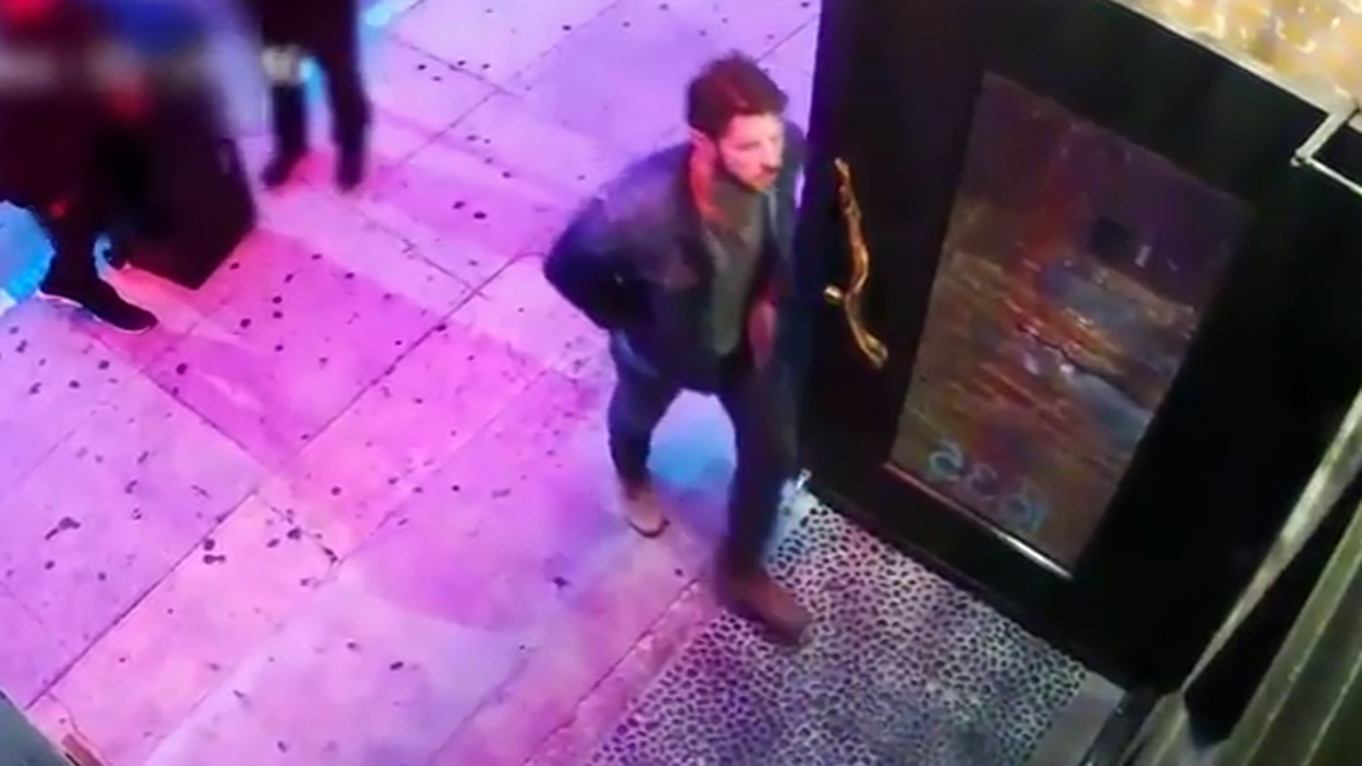 Los Angeles police release surveillance footage on June 15, 2018, showing a purse snatcher targeting a Venice eatery.