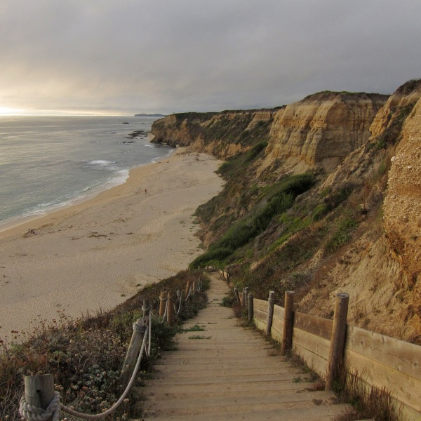 Cowell Ranch Beach is seen in a photo from August 2013. (Credit: Miguel Viera via Flickr)