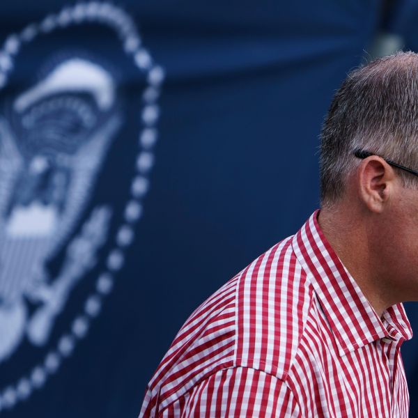 Environmental Protection Agency Administrator Scott Pruitt walks during an Independence Day picnic for military families on the South Lawn of the White House July 4, 2018, in Washington, D.C. (Credit: BRENDAN SMIALOWSKI/AFP/Getty Images)