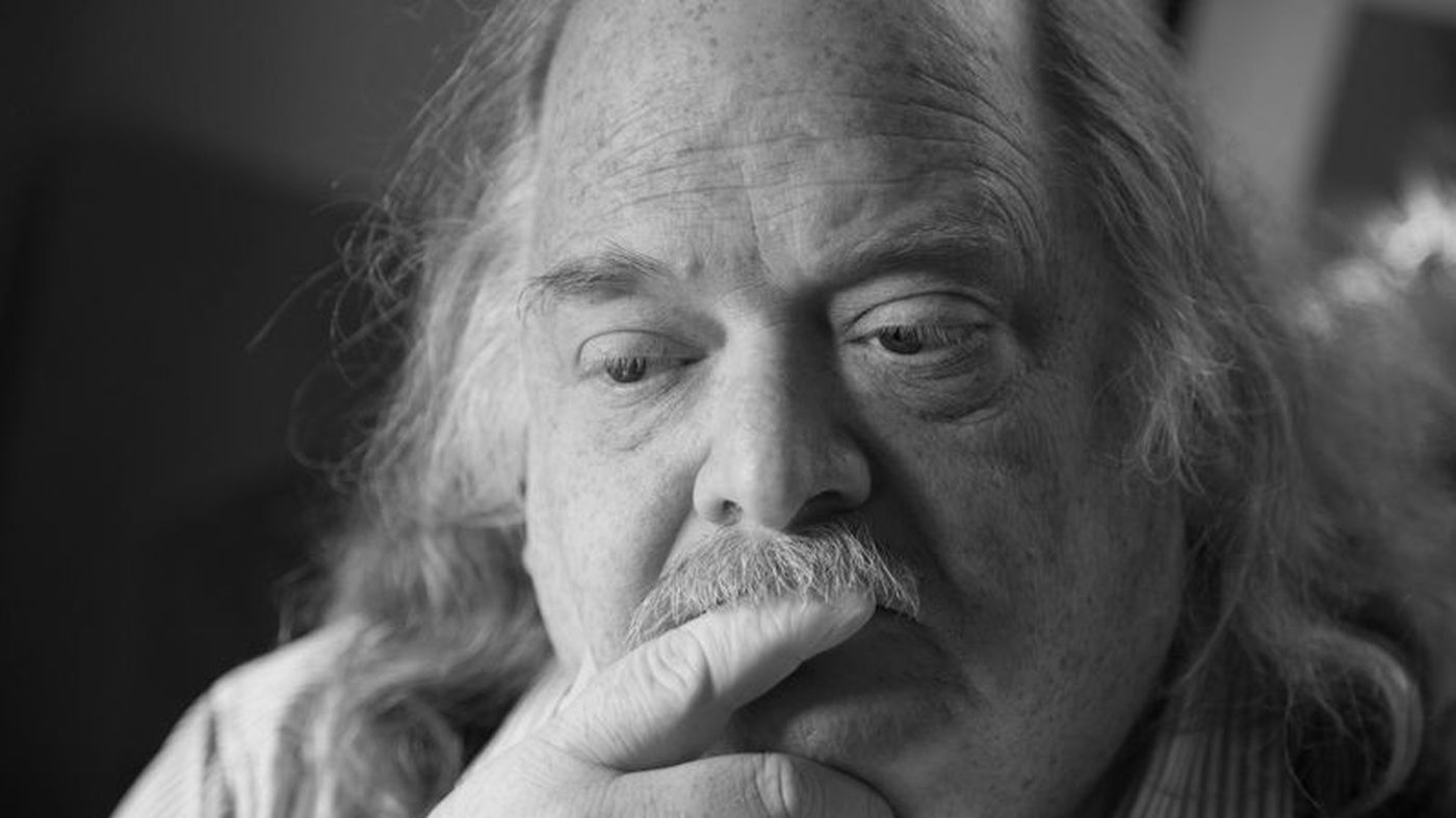 An undated photo shows Jonathan Gold. (Credit: Los Angeles Times)