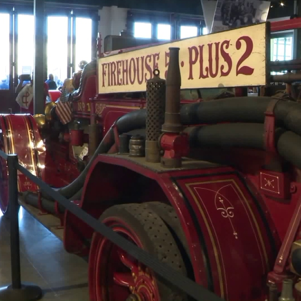 The Los Angeles County Fire Museum opened on July 14, 2018.