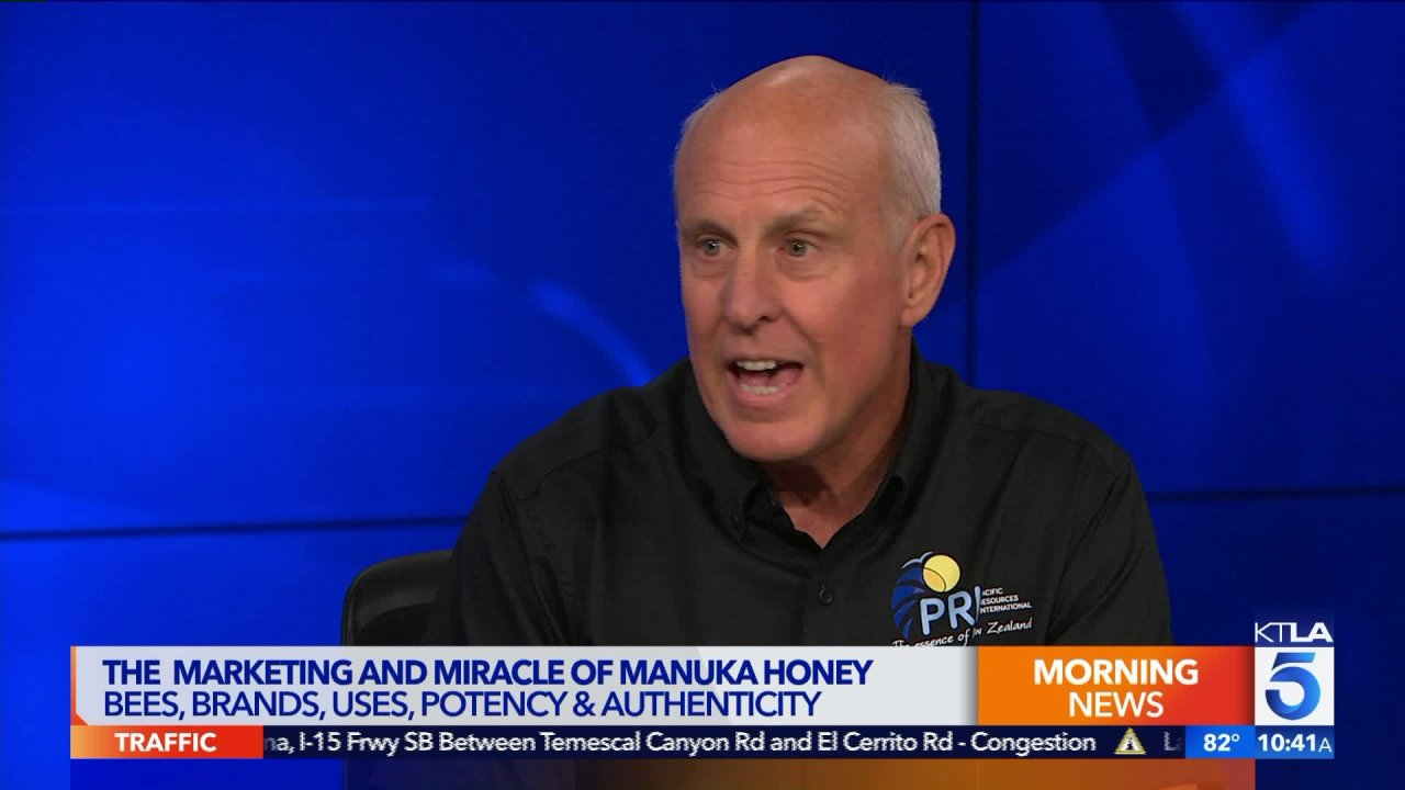 The Marketing and Miracle of Manuka Honey With David Noll