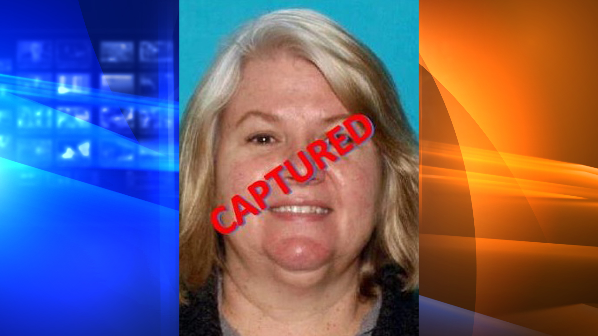 Lois Ann Riess is shown in a photo released by the U.S. Marshals Office on April 13, 2018.