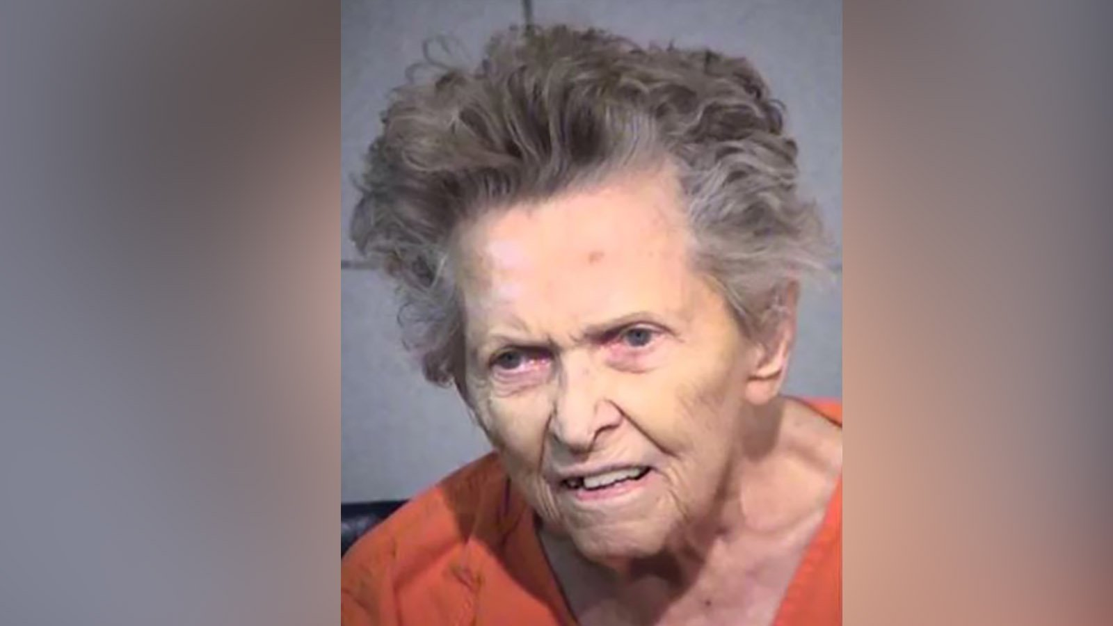 A 92-year-old woman allegedly killed her son in Arizona because she did not want to be sent to an assisted living facility, authorities said. (Credit: Maricopa Co. Sheriff's Office)