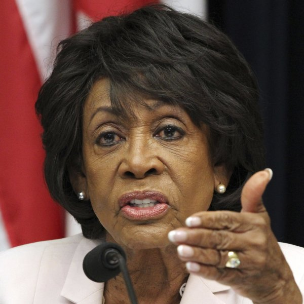 Nearly 200 black female leaders and allies outside of Congress have signed a letter calling on top congressional Democrats to defend Rep. Maxine Waters after she was criticized by members of her own party for urging people to protest President Donald Trump's Cabinet members in public spaces. (Credit: Jacquelyn Martin/AP via CNN)