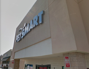 A PetSmart is seen in a photo from Google Maps.