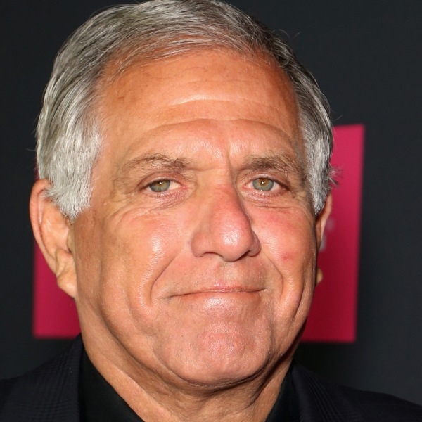 CBS Chief Executive Officer Leslie Moonves arrives for T-Mobile's Showtime, WME IME and Mayweather Promotions VIP Pre-Fight Party for Mayweather vs. McGregor at T-Mobile Arena on Aug. 26, 2017 in Las Vegas, Nevada. (Credit: Gabe Ginsberg/Getty Images for Showtime)