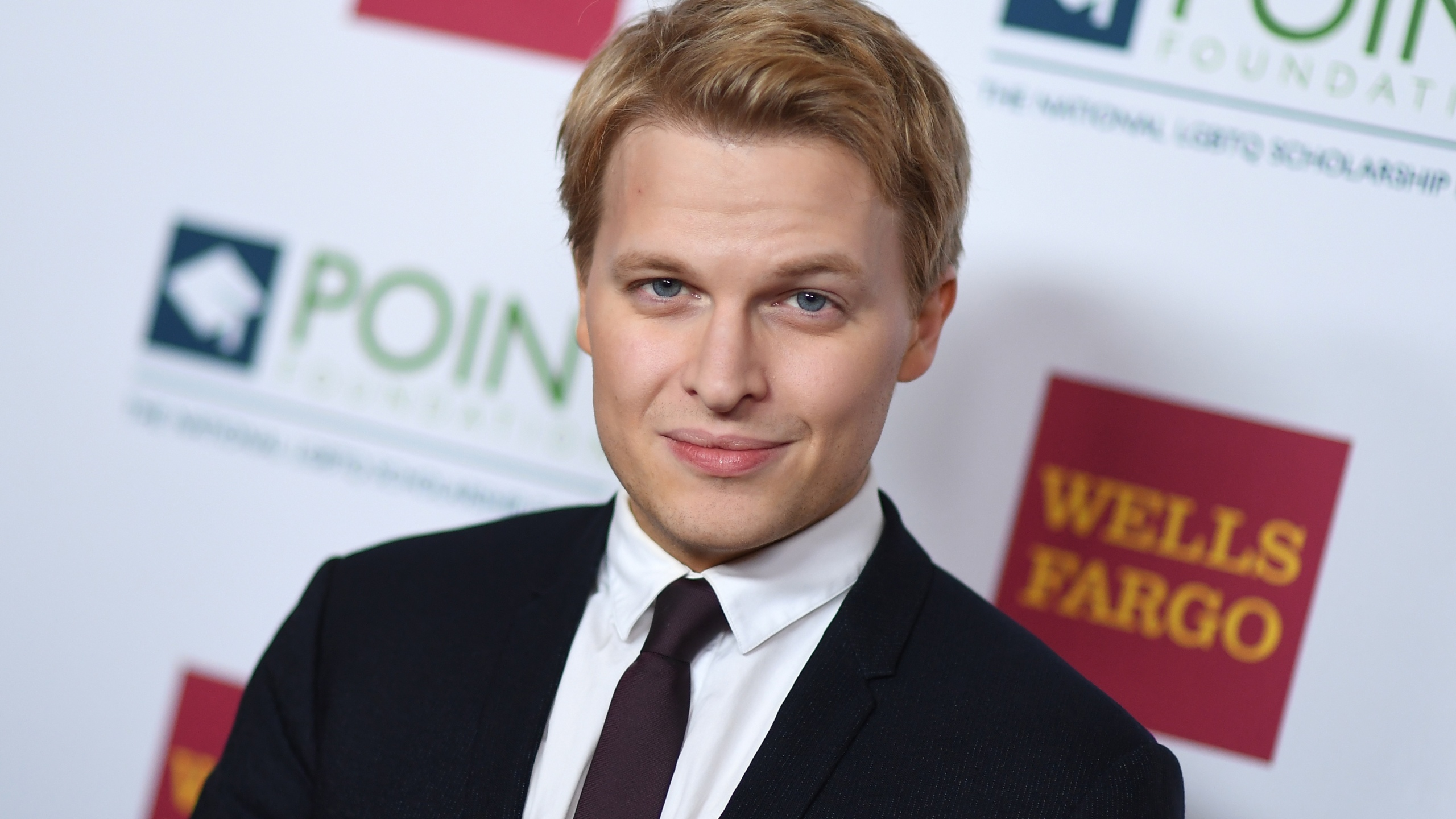 Ronan Farrow attends the Point Honors New York Gala celebrating the accomplishments of LGBTQ Students at The Plaza Hotel on April 9, 2018 in New York City. (Credit: ANGELA WEISS/AFP/Getty Images)