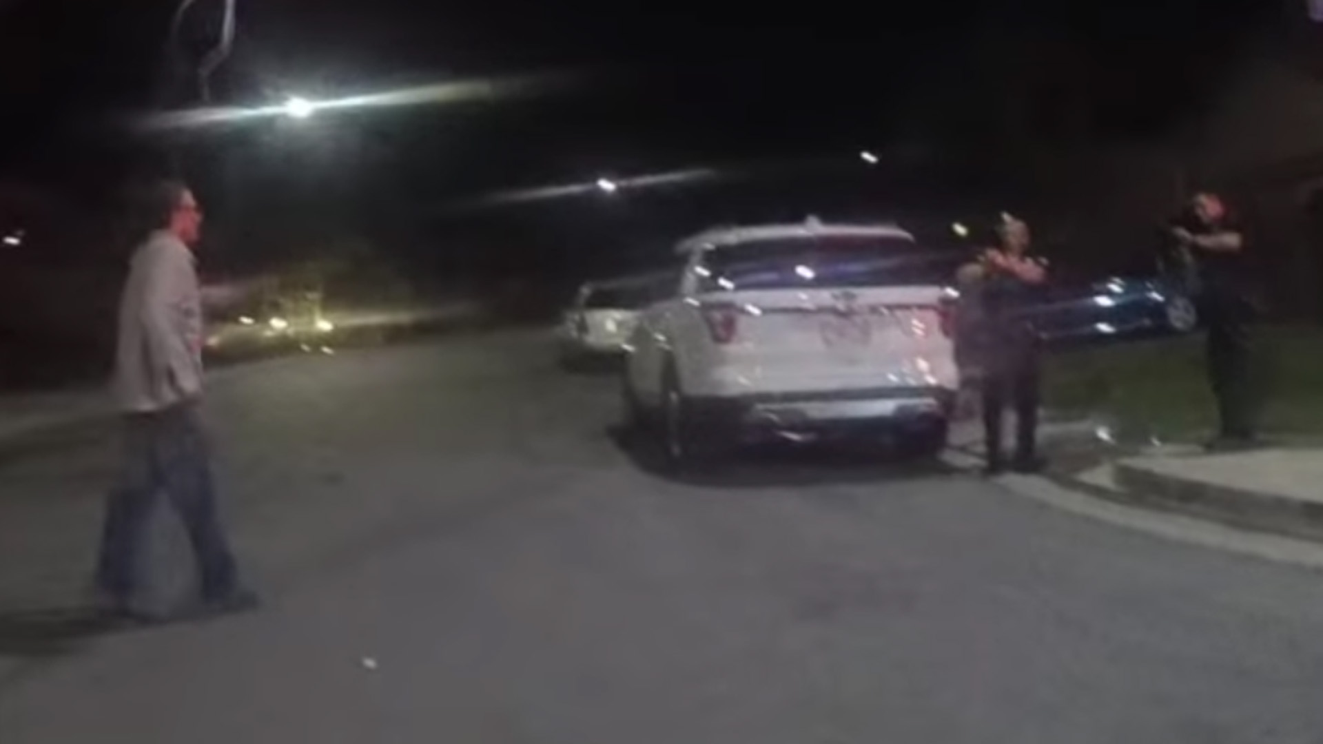 Los Angeles police released body camera footage of an officer-involved shooting that happened in Porter Ranch on Aug. 5, 2018.