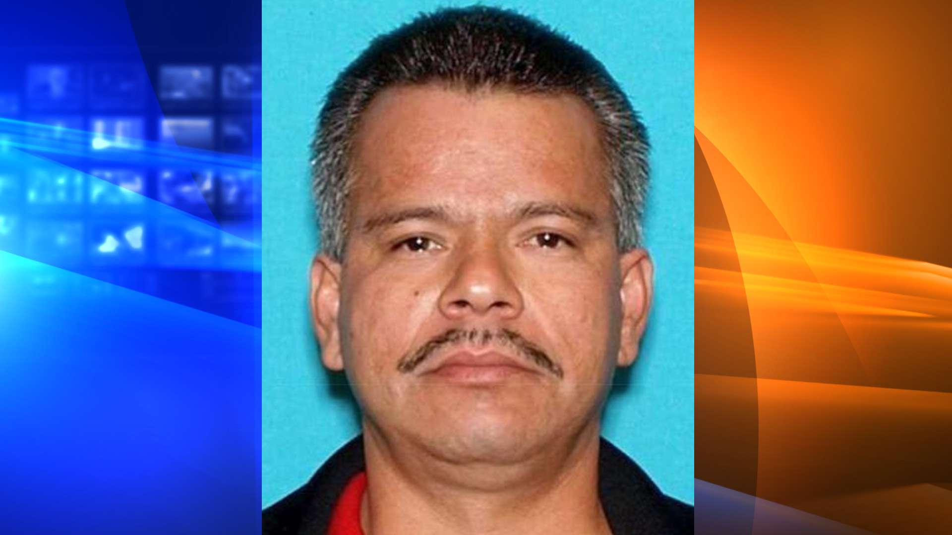 The Riverside County Sheriff's Department tweeted this image of Raul Vega on Aug. 4, 2018.
