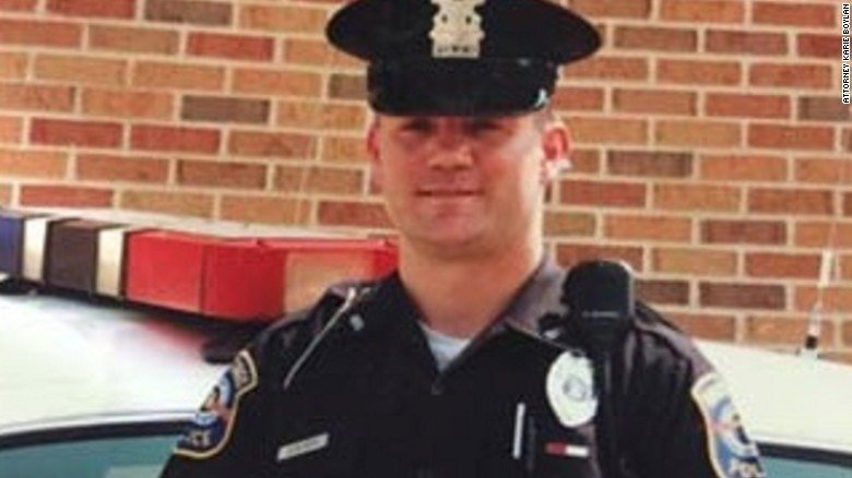 A white police officer in Michigan who says he was taunted by fellow officers when he told them that he was part black will receive a $65,000 settlement, his attorney said. (Credit: Attorney Karie Boylan)